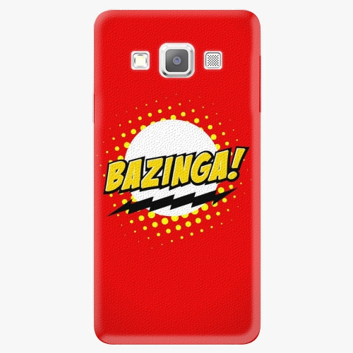 Plastový kryt iSaprio - Bazinga 01 - Samsung Galaxy A5