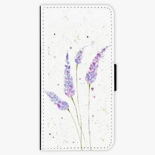 Flipové pouzdro iSaprio - Lavender - Samsung Galaxy A3 2016
