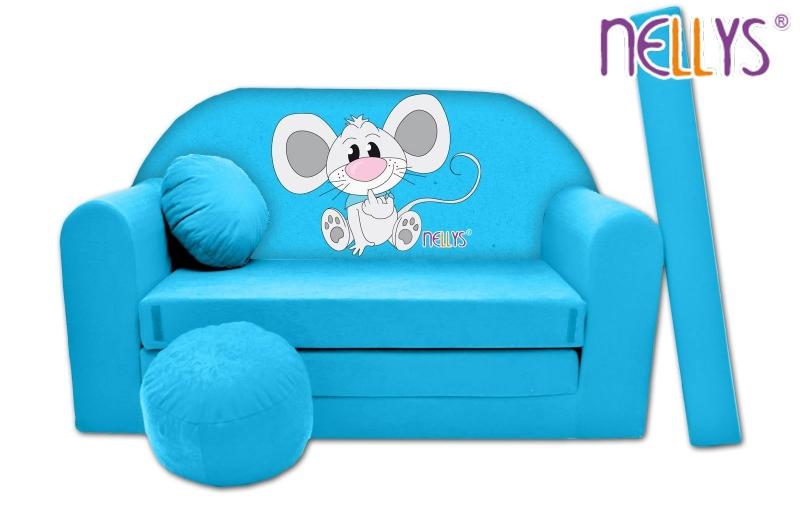 rozkladaci-detska-pohovka-nellys-myska-v-modrem
