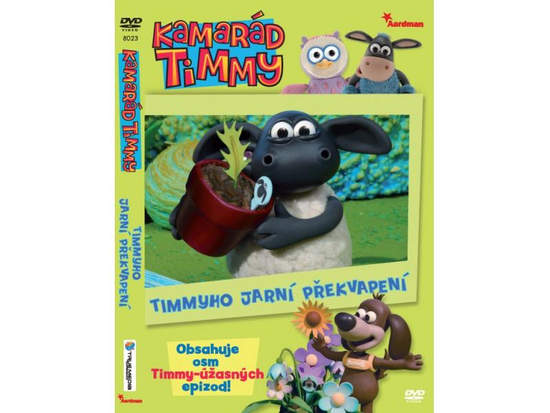 DVD Kamarád ovečka Timmy - Timmyho jarní překvapení