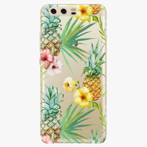 Plastový kryt iSaprio - Pineapple Pattern 02 - Huawei P10