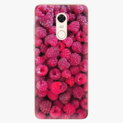 Plastový kryt iSaprio - Raspberry - Xiaomi Redmi 5 Plus