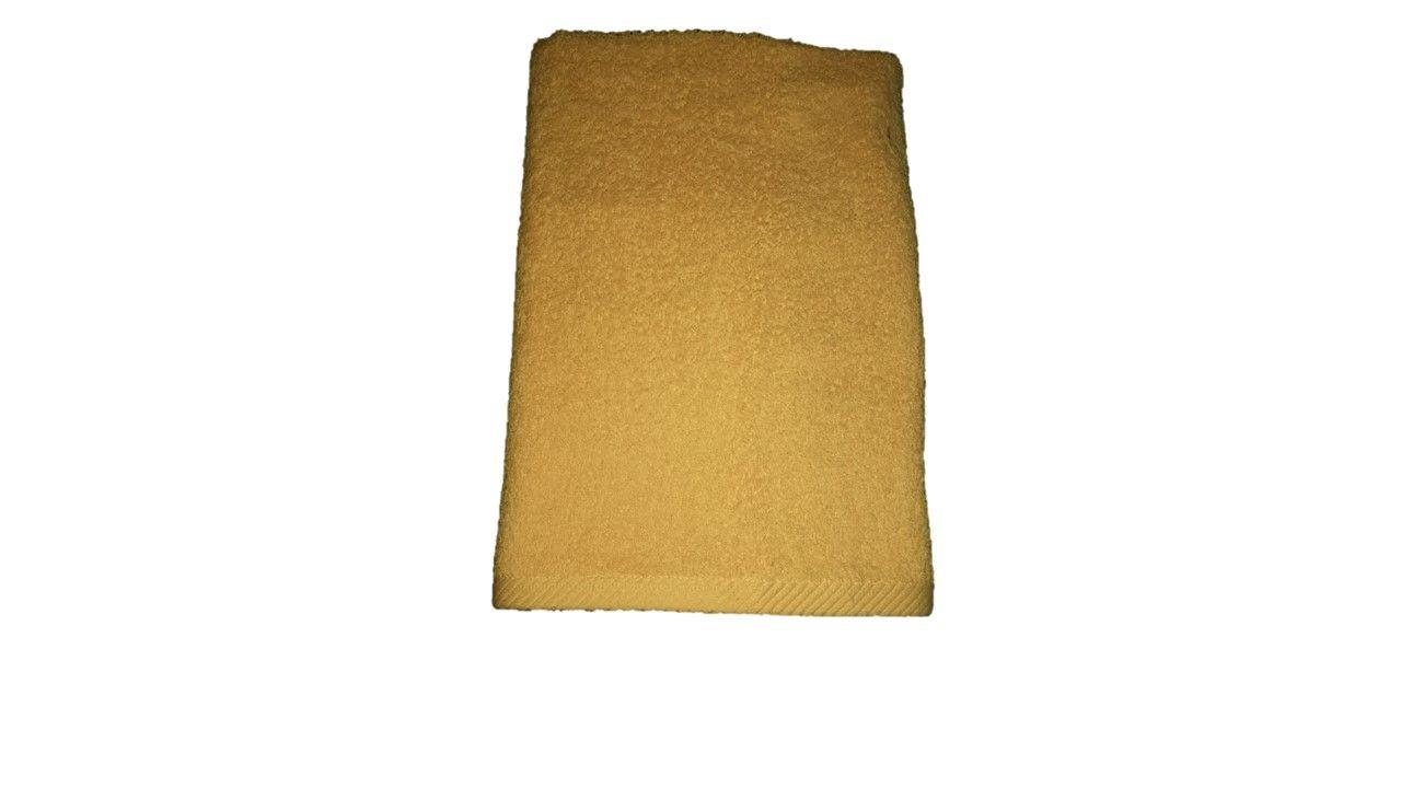Ručník Unica - 50x100 žlutá