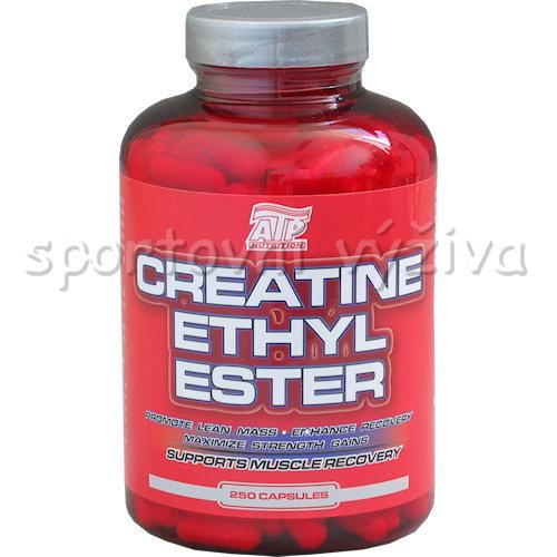 Creatine Ethyl Ester 250 kapslí