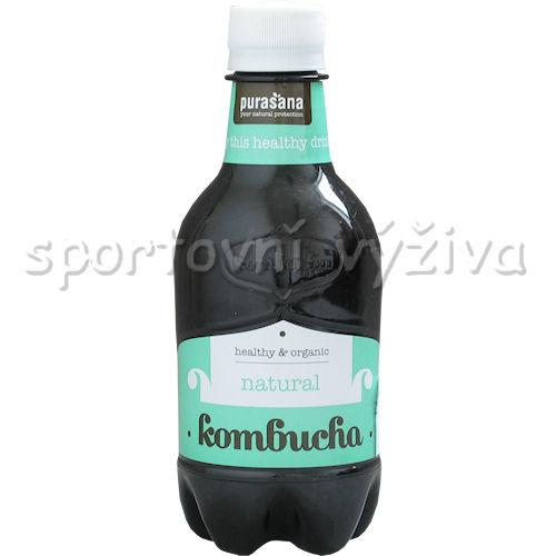 BIO Kombucha natural 330ml