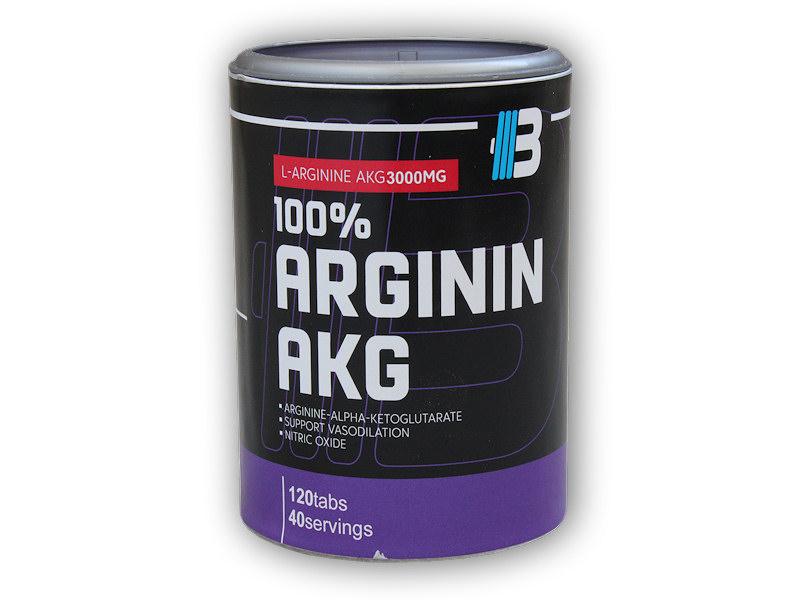 100% Arginin AKG 120 tablet