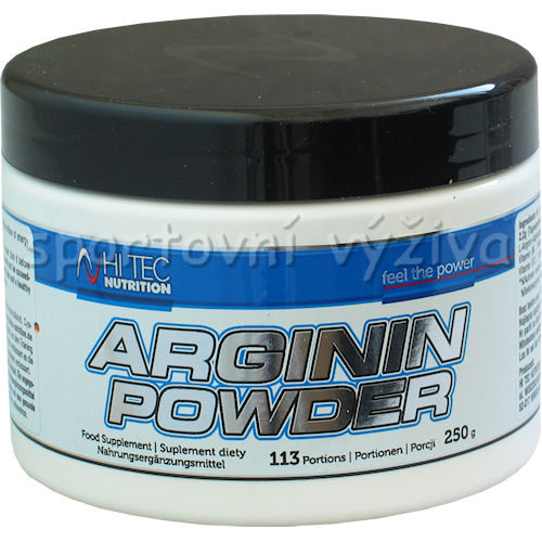 Arginin powder 100% AAKG 250g