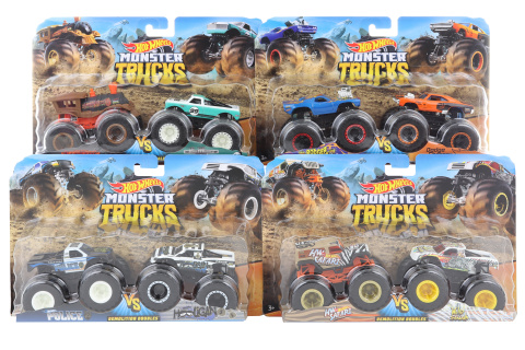 Hot Wheels Monster trucks demoliční duo FYJ64 TV 1.3.-30.6.2020