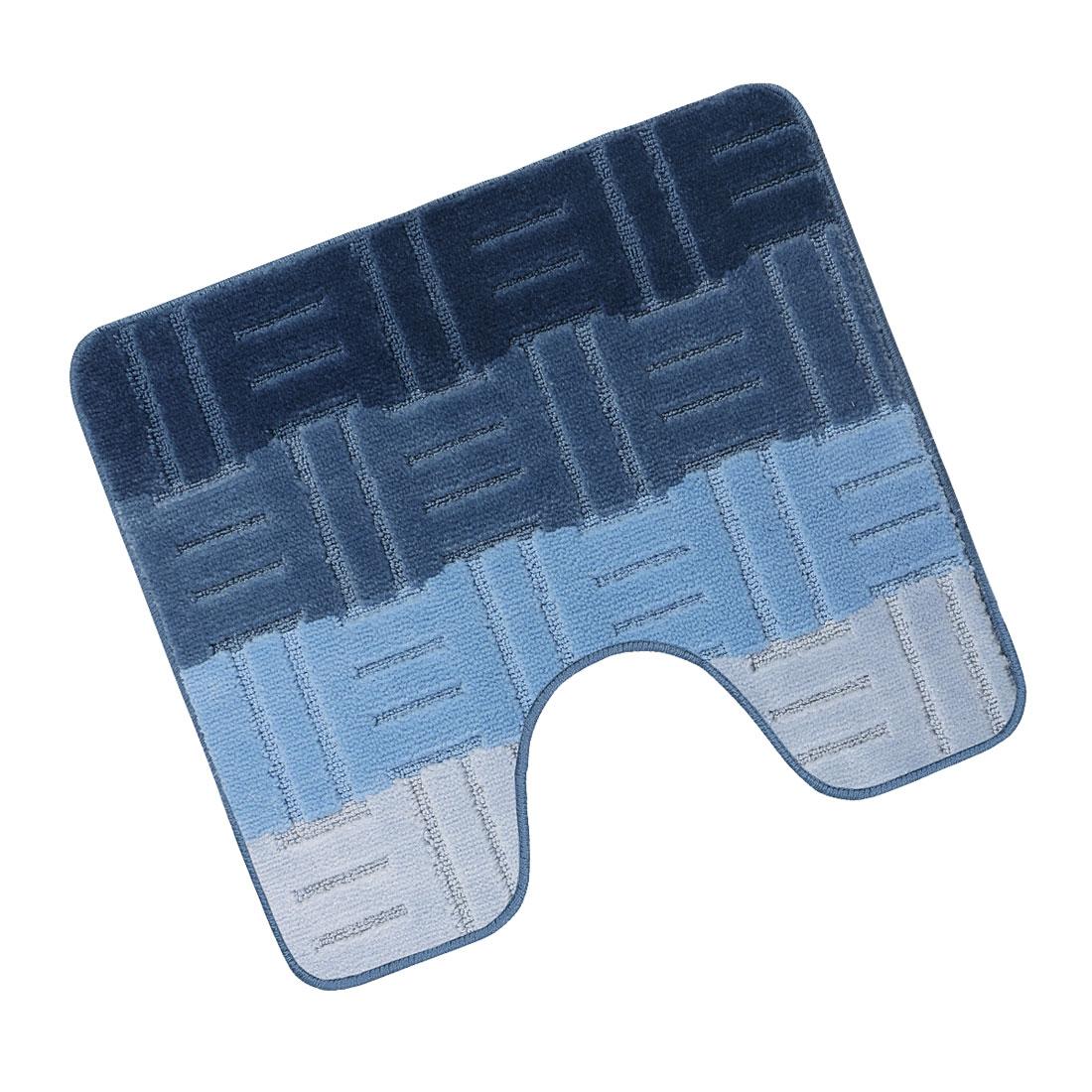 Předložka Elli před WC 60x50cm Tarma modrá