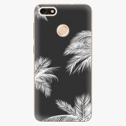 Plastový kryt iSaprio - White Palm - Huawei P9 Lite Mini