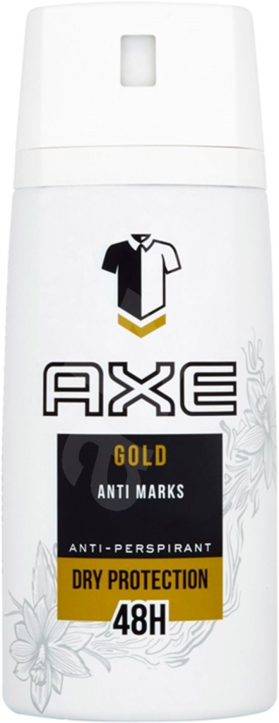 Axe Gold antiperspirant 150 ml