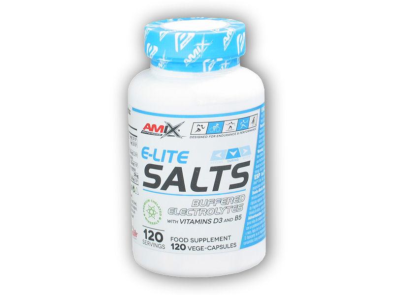 E-lite Salts 120 kapslí