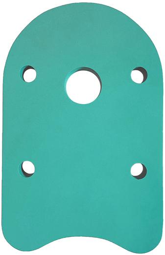 MATUŠKA-DENA Plovák Dena 48x30cm zelený plavací deska