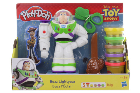 Play Doh Toy Story Buzz