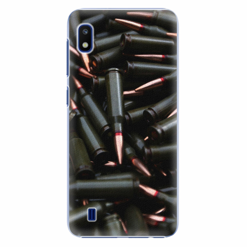 Plastový kryt iSaprio - Black Bullet - Samsung Galaxy A10