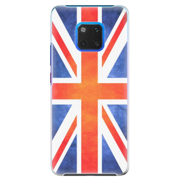 Plastové pouzdro iSaprio - UK Flag - Huawei Mate 20 Pro
