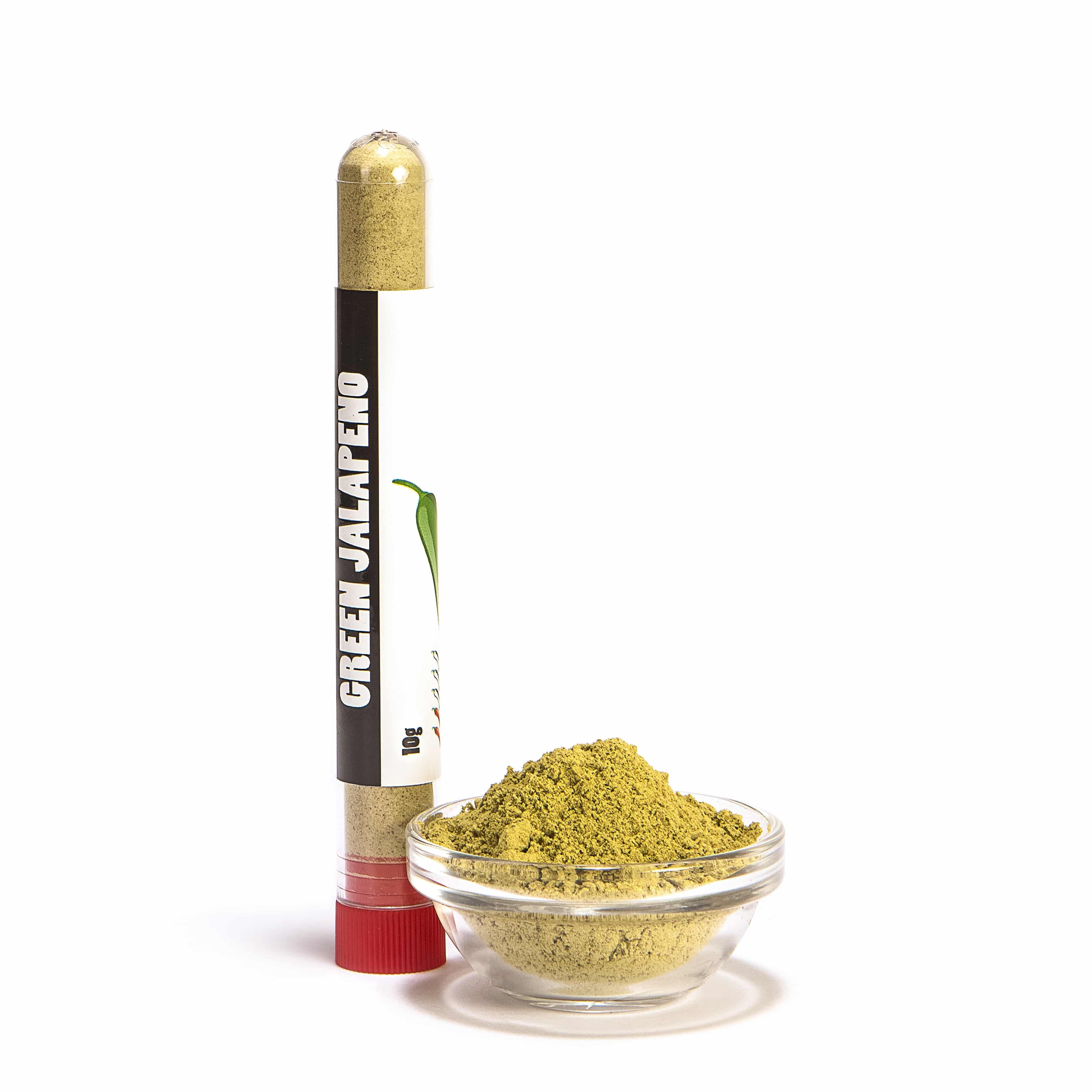 The ChilliDoctor Green Jalapeño prášek 10 g