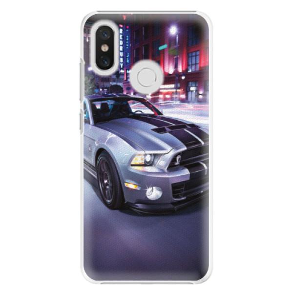 Plastové pouzdro iSaprio - Mustang - Xiaomi Mi 8