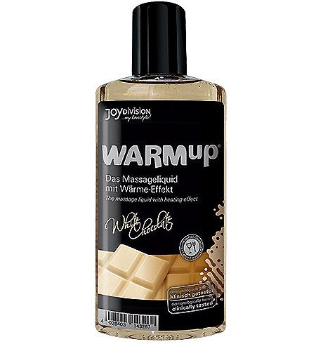 WARMup White Chocolate 150ml
