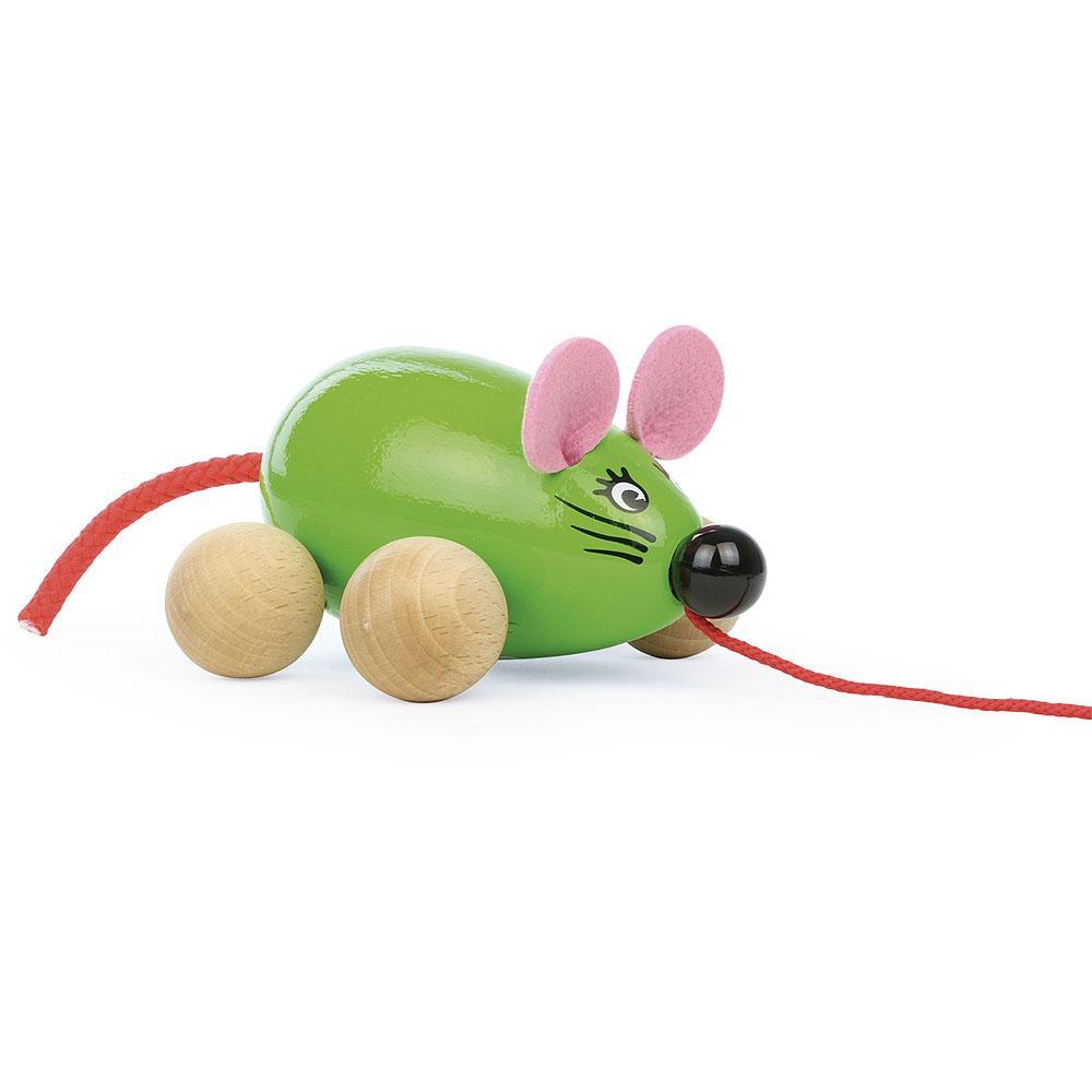 Vilac Tahací myška Lisa