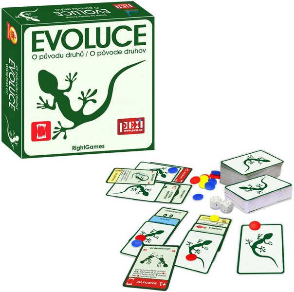 Hra Evoluce O původu druhu