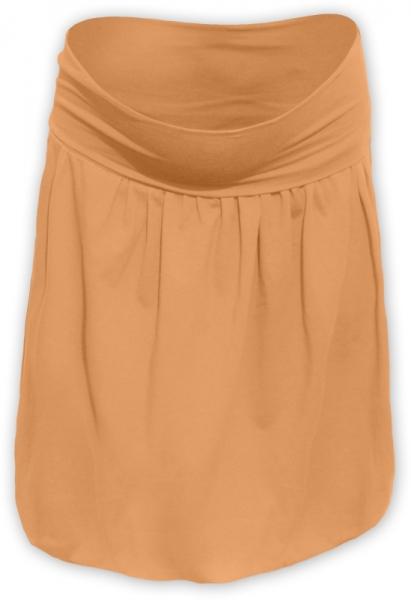 JOŽÁNEK Balónová sukně - oranž