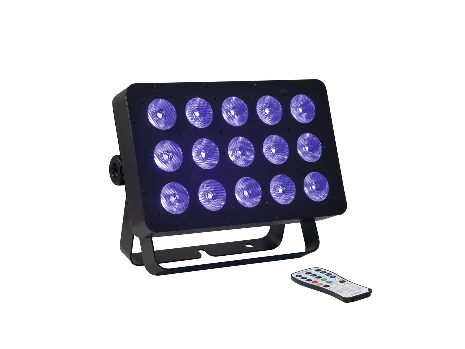 Eurolite LED FLD-1508 UV panel s vysokou zářivostí
