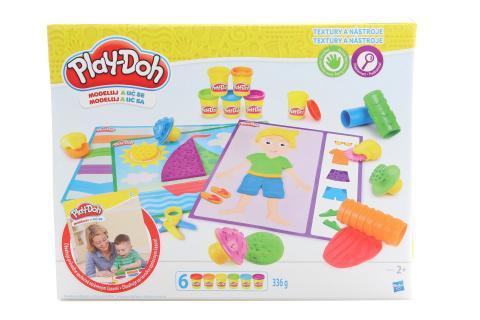 Play-Doh Textury & Nástroje TV 1.8.-30.9.2018