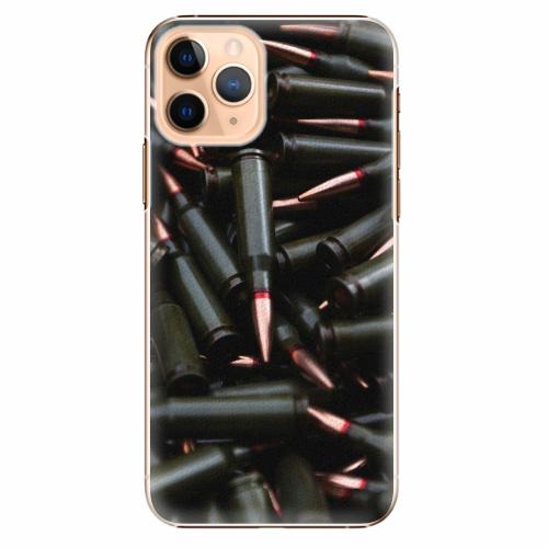 Plastový kryt iSaprio - Black Bullet - iPhone 11 Pro