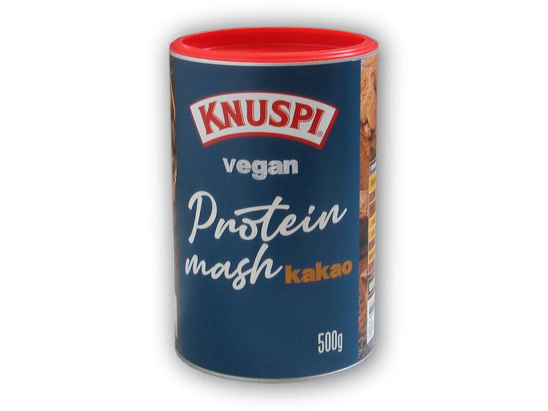 Knuspi Vegan Protein Mash 500g-kakao