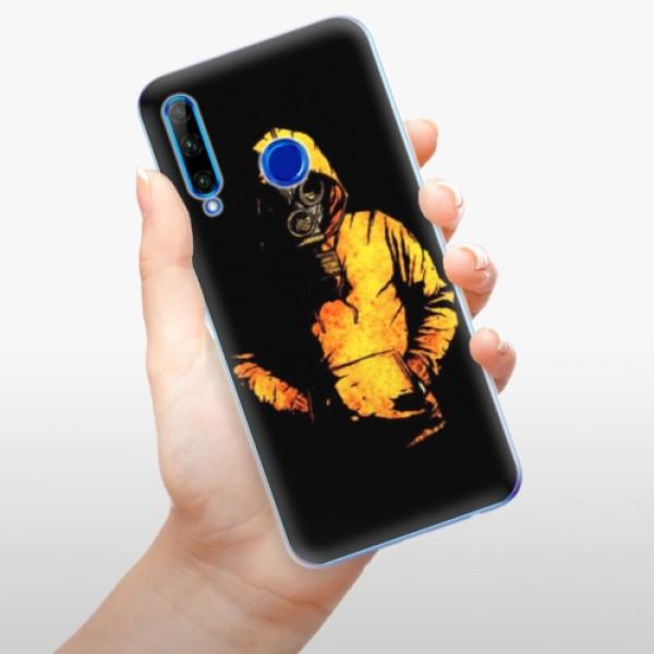 Odolné silikonové pouzdro iSaprio - Chemical - Huawei Honor 20 Lite