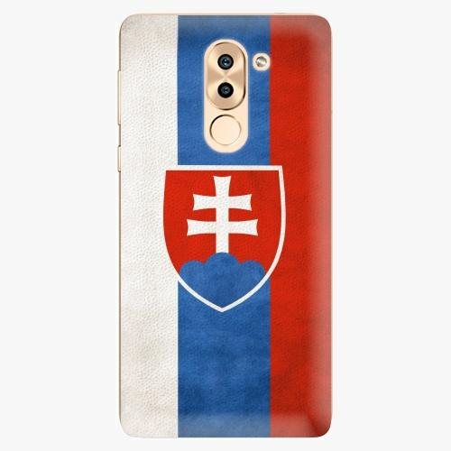 Plastový kryt iSaprio - Slovakia Flag - Huawei Honor 6X