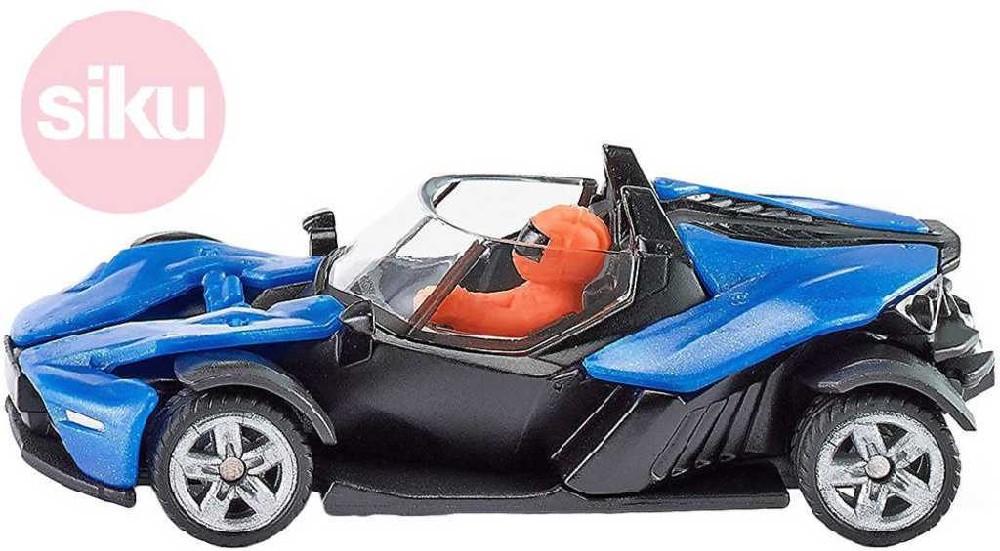 SIKU Auto KTM X-BOW GT sportovní 1:55 kovové 1436