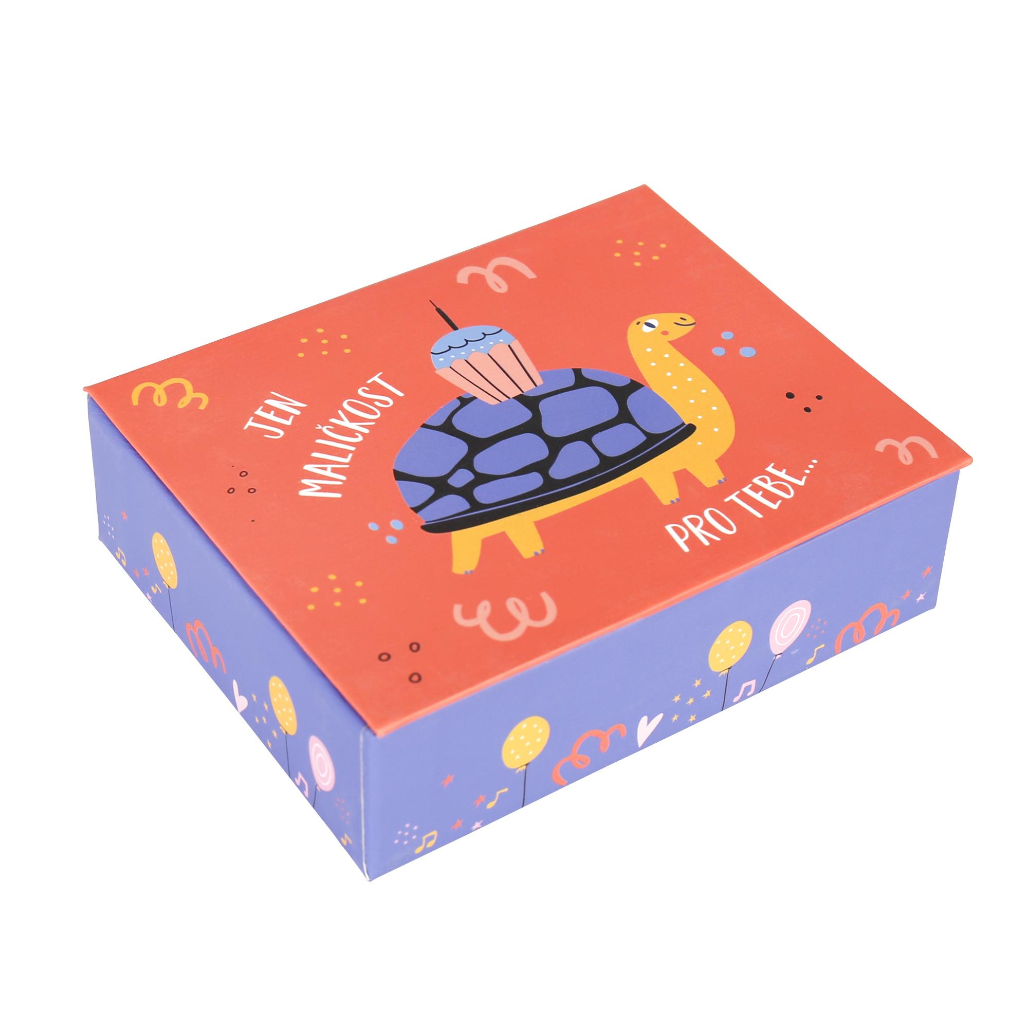 Hrací krabička - Želva