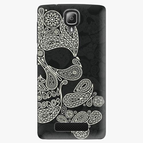 Plastový kryt iSaprio - Mayan Skull - Lenovo A1000