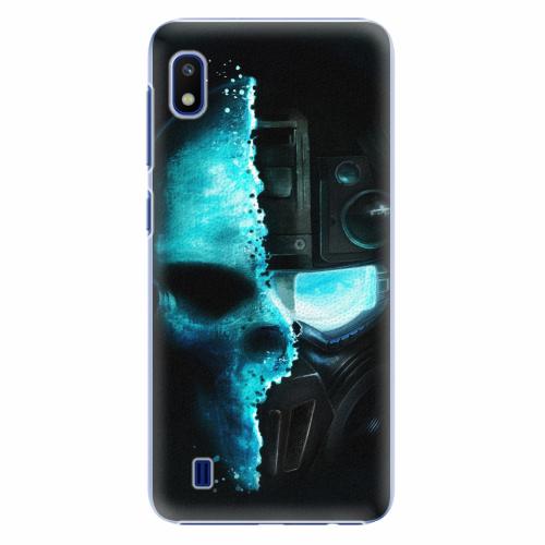 Plastový kryt iSaprio - Roboskull - Samsung Galaxy A10