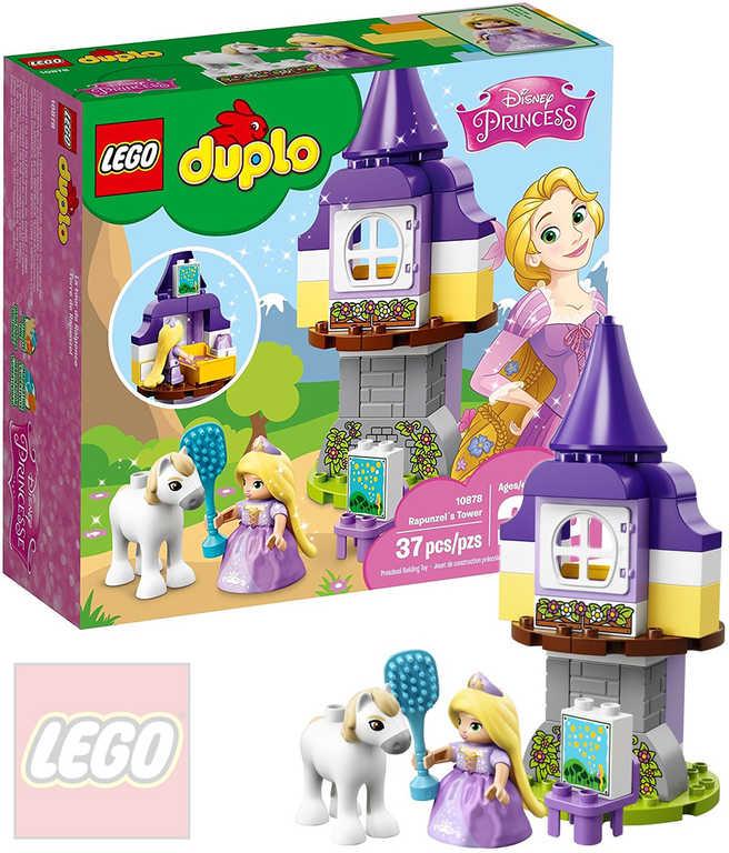 LEGO DUPLO Locika a její věž STAVEBNICE 10878