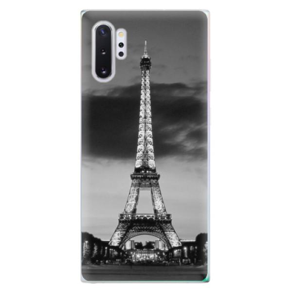 Odolné silikonové pouzdro iSaprio - Midnight in Paris - Samsung Galaxy Note 10+