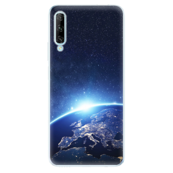 Odolné silikonové pouzdro iSaprio - Earth at Night - Huawei P Smart Pro