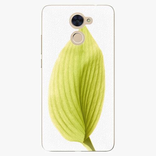 Plastový kryt iSaprio - Green Leaf - Huawei Y7 / Y7 Prime