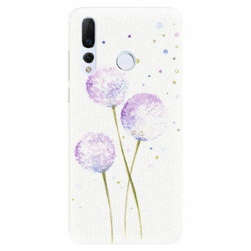 Silikonové pouzdro iSaprio - Dandelion - Huawei Nova 4