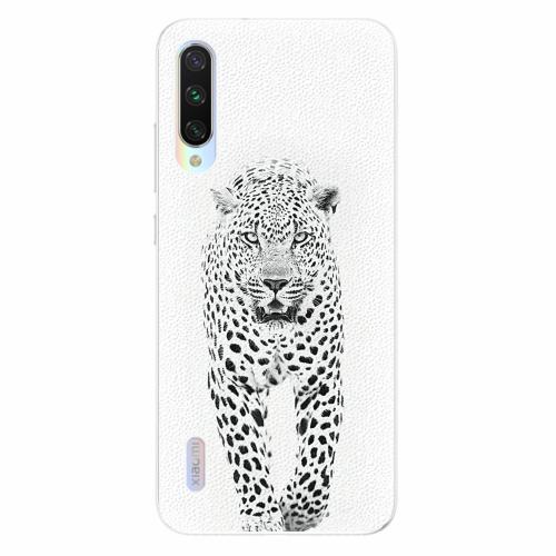 Silikonové pouzdro iSaprio - White Jaguar - Xiaomi Mi A3