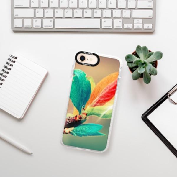 Silikonové pouzdro Bumper iSaprio - Autumn 02 - iPhone 8