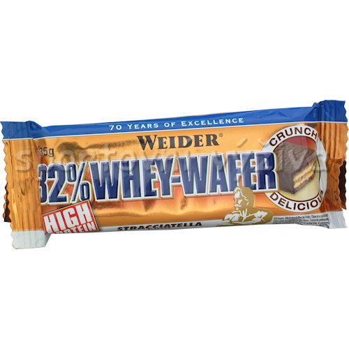 32% Whey Wafer - 35g-chocolate