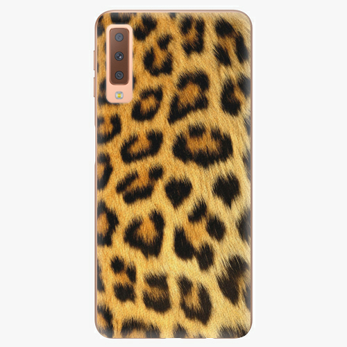 Plastový kryt iSaprio - Jaguar Skin - Samsung Galaxy A7 (2018)