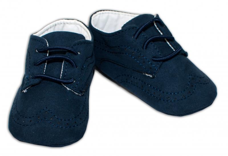 YO ! Kojenecké boty/capáčky prošívané