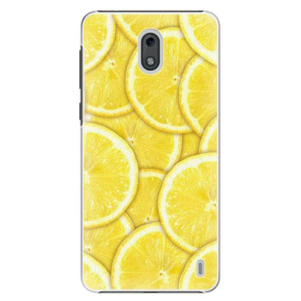 Plastové pouzdro iSaprio - Yellow - Nokia 2