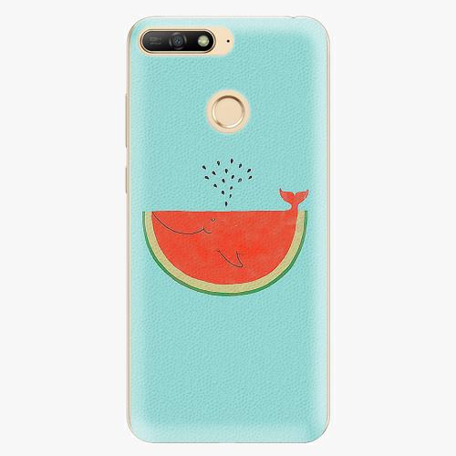 Plastový kryt iSaprio - Melon - Huawei Y6 Prime 2018