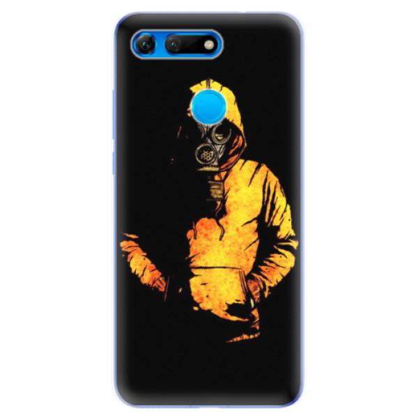 Odolné silikonové pouzdro iSaprio - Chemical - Huawei Honor View 20