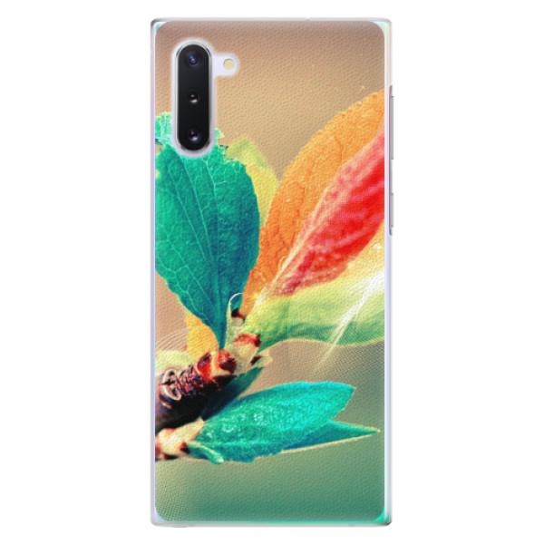 Plastové pouzdro iSaprio - Autumn 02 - Samsung Galaxy Note 10